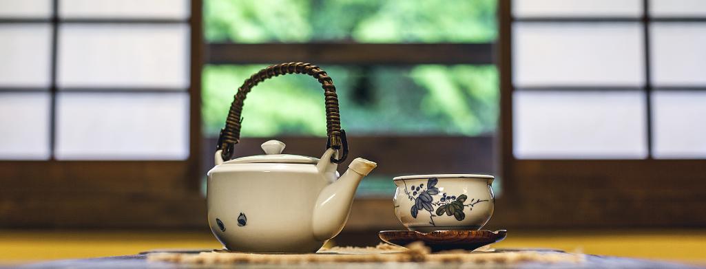 Японское чаепитие