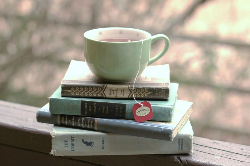 книги чай