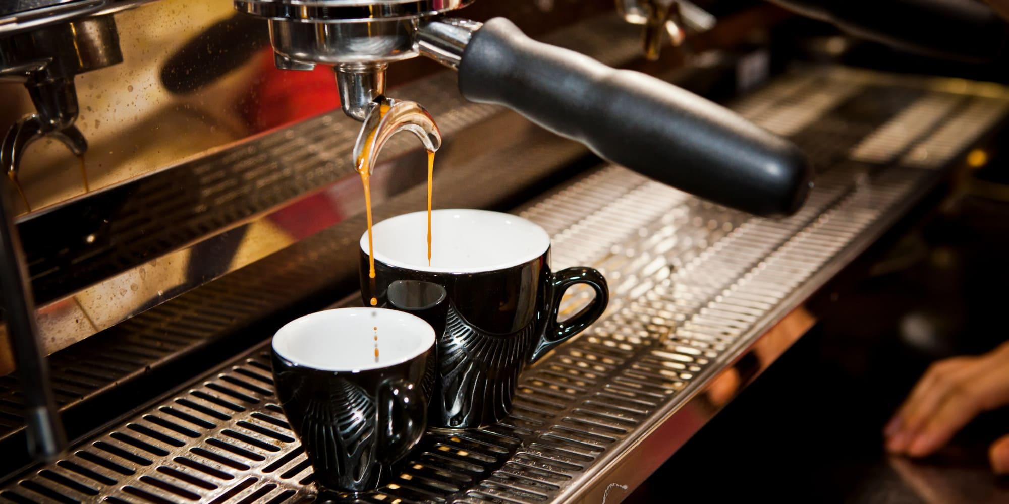 Преимущества профессиональной кофемашины
