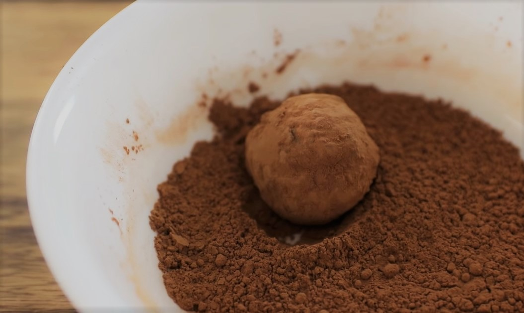 Шоколадные трюфели приготовление