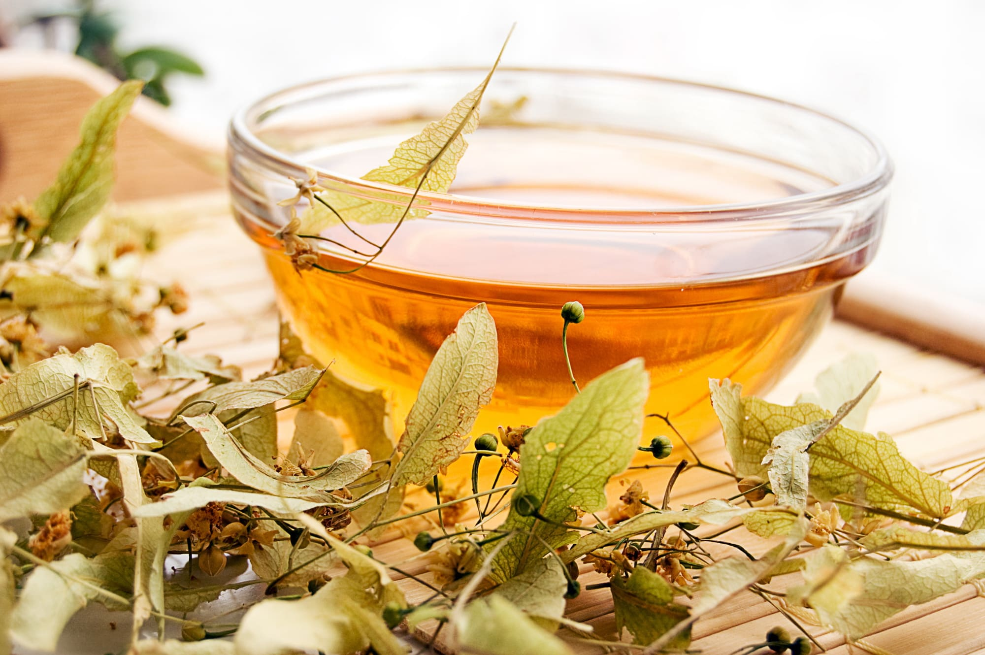 Чай из липового цвета