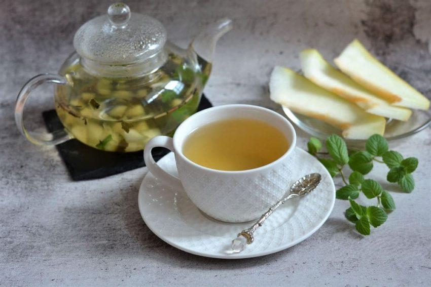 Чай с дыней